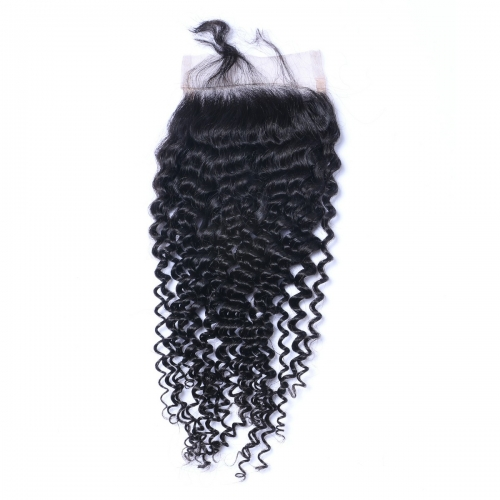 Deep Curly 4*4 Lace Closure